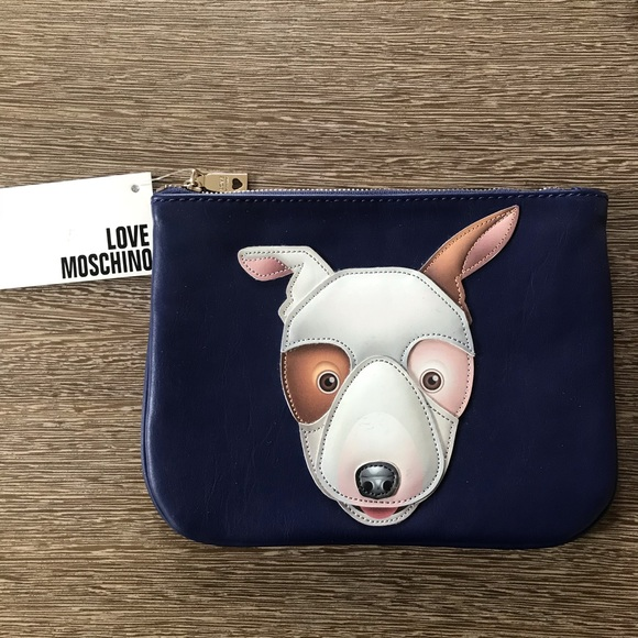 Love Dog Clutch